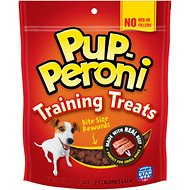 Pup-Peroni Training Treats Made with Real Beef Dog Treats, 5.6-oz bag