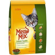 Meow Mix Indoor Health Dry Cat Food, 14.2-lb bag