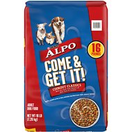 ALPO Come & Get It! Cookout Classic Dry Dog Food, 16-lb bag