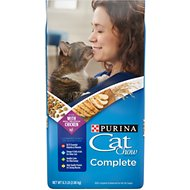 Cat Chow Complete Dry Cat Food, 6.3-lb bag