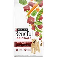 Purina Beneful Originals with Real Beef Dry Dog Food, 6.3-lb bag