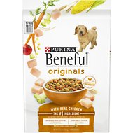 Purina Beneful Originals with Real Chicken Dry Dog Food, 15.5-lb bag