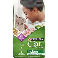 Cat Chow Indoor Dry Cat Food, 3.15-lb bag