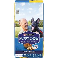 Puppy Chow Large Breed Chicken Flavor Formula Dry Dog Food
