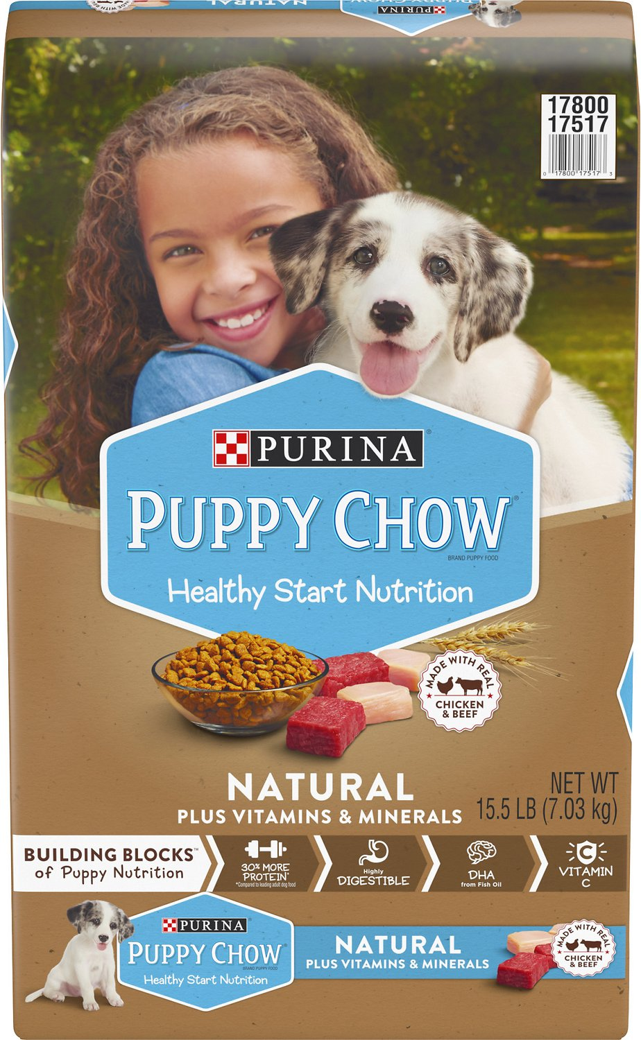 Puppy Chow Natural