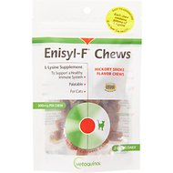 Vetoquinol Enisyl-F Lysine Cat Chews, 30-count