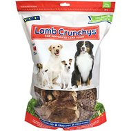 Pet Center Lamb Crunchys Dog Treats, 16-oz bag