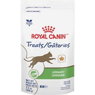 Royal Canin Veterinary Diet Urinary Feline Cat Treats, 7.84-oz bag