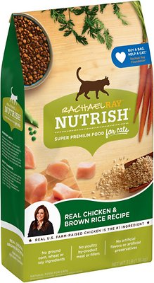 5. Rachael Ray Nutrish for Cats
