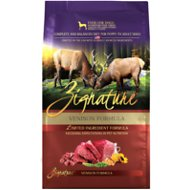 Zignature Venison Limited Ingredient Formula Grain-Free Dry Dog Food, 4-lb bag