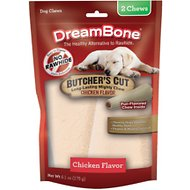DreamBone Large Butcher's Cut Chicken Chews Dog Treats