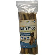 "Pet's Choice Pharmaceuticals Low Odor Bully Sticks 12"" Dog Treats, 12 count"