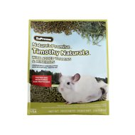 ZuPreem Nature's Promise Timothy Naturals Chinchilla Food, 3-lb bag