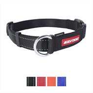 EzyDog Checkmate Dog Collar, Black, X-Large