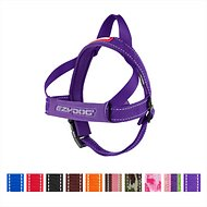 EzyDog Quick Fit Dog Harness, Purple, Medium