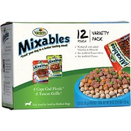 Variety Pet Foods Mixables Mixed Grill Variety Pack Dog Food Pouches, 3-oz, case of 12