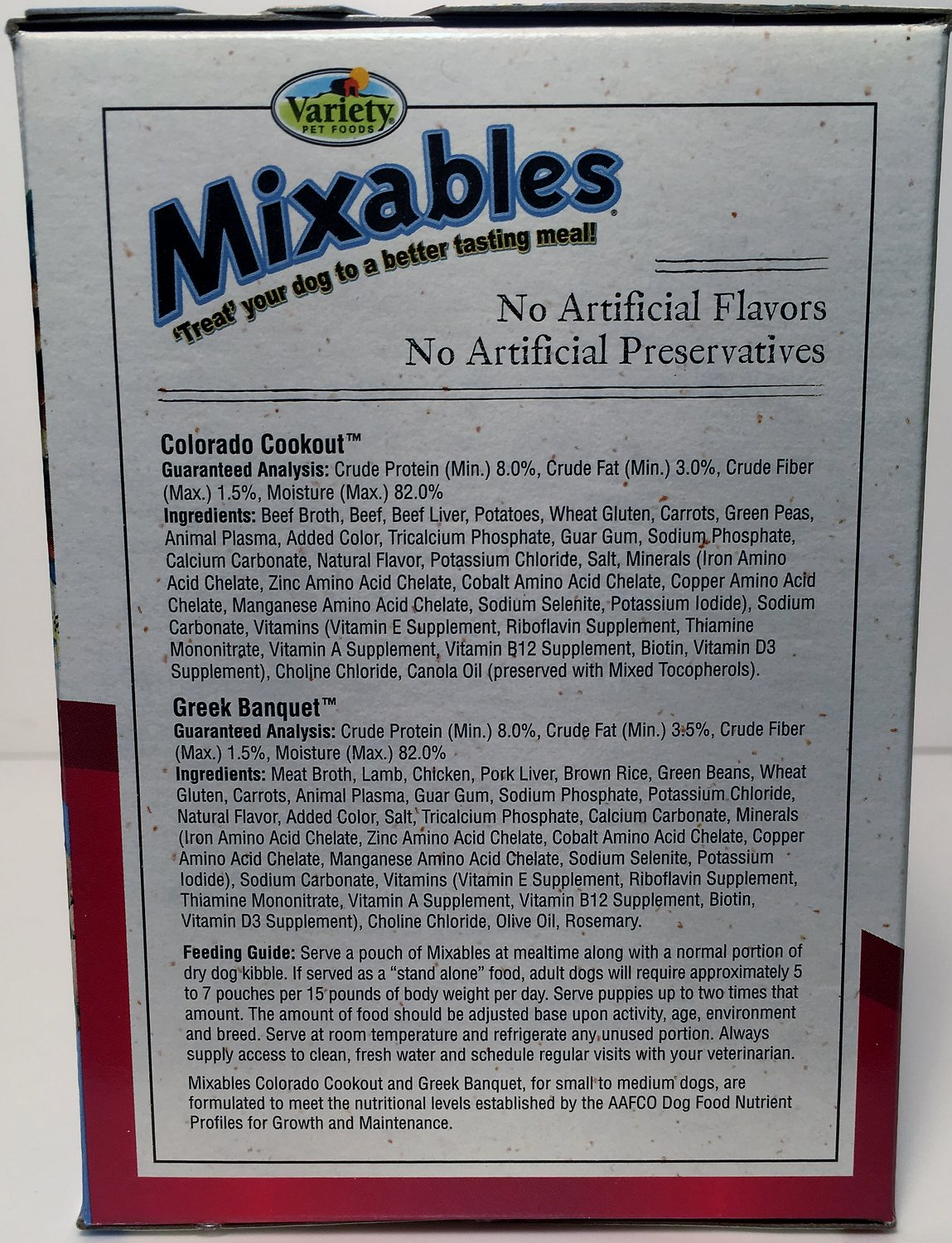 Mixables Dog Food Review