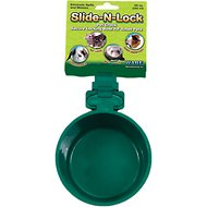 Ware Slide-N-Lock Small Animal Bowl, Large