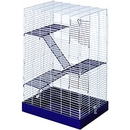 Ware Chew Proof 4 Story Small Animal Cage, Purple