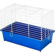 Ware Home Sweet Home Plastic Small Animal Cage, Color Varies, 24-in