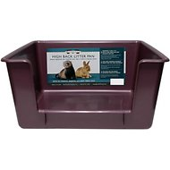 Marshall Ferret Litter Pan, High Back