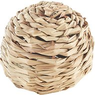 Peter's Woven Grass Ball Small Animal Toy, Small