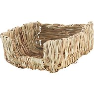 Peter's Woven Grass Small Animal Bed, 10-in
