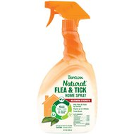 TropiClean Natural Flea & Tick Home Spray, 32-oz bottle