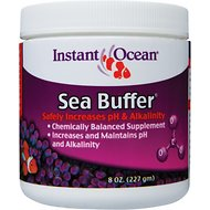 Instant Ocean SeaBuffer pH & Alkalinity Booster for Aquariums, 8-oz bottle