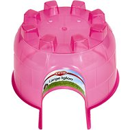 Kaytee Small Animal Igloo Hideway, Large