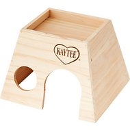Kaytee Woodland Get-A-Way Guinea Pig House, Large