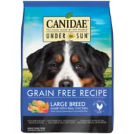 Under the Sun Grain-Free Large Breed Adult Chicken Recipe Dry Dog Food, 25-lb bag