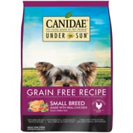 Under the Sun Grain-Free Small Breed Adult Chicken Recipe Dry Dog Food, 12-lb bag