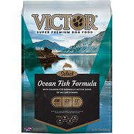 Victor Ocean Fish Formula with Alaskan Salmon Dry Dog Food, 15-lb bag