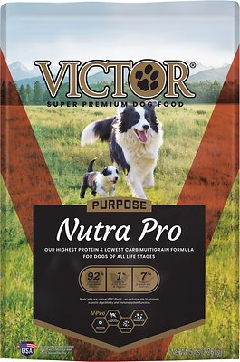 Victor Nutra Pro Dog Food Reviews