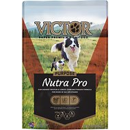 VICTOR Select Nutra Pro Active Dog & Puppy Formula Dry Dog Food, 5-lb bag