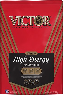 Victor Dog Food | High Energy Formula | Dogfood.guru