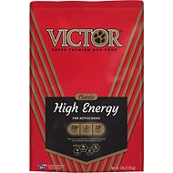 Victor High Energy Formula Dry Dog Food, 5-lb bag