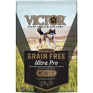 VICTOR Ultra Pro 42 Grain-Free Dry Dog Food, 5-lb bag