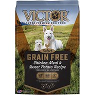 Victor Grain-Free Countryside Canine Chicken Meal & Sweet Potato Dry Dog Food, 15-lb bag