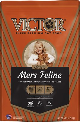 3. VICTOR Mers Classic Multi-Pro Dry Cat Food