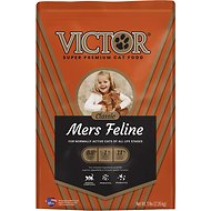 Victor Mers Classic Multi-Pro Dry Cat Food, 5-lb bag