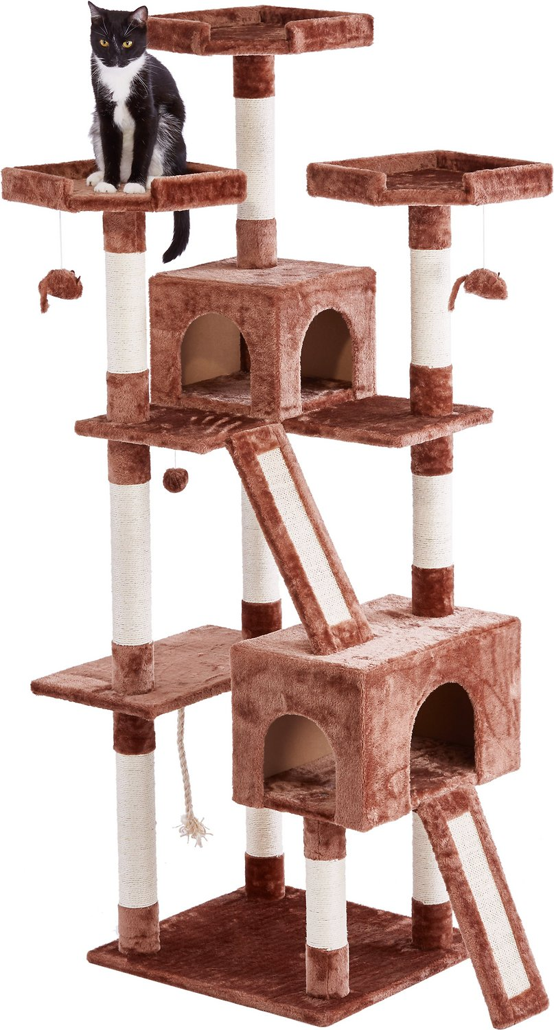 Top 10 Best Cat Tree For Large Cats [Updated November 2020] 11