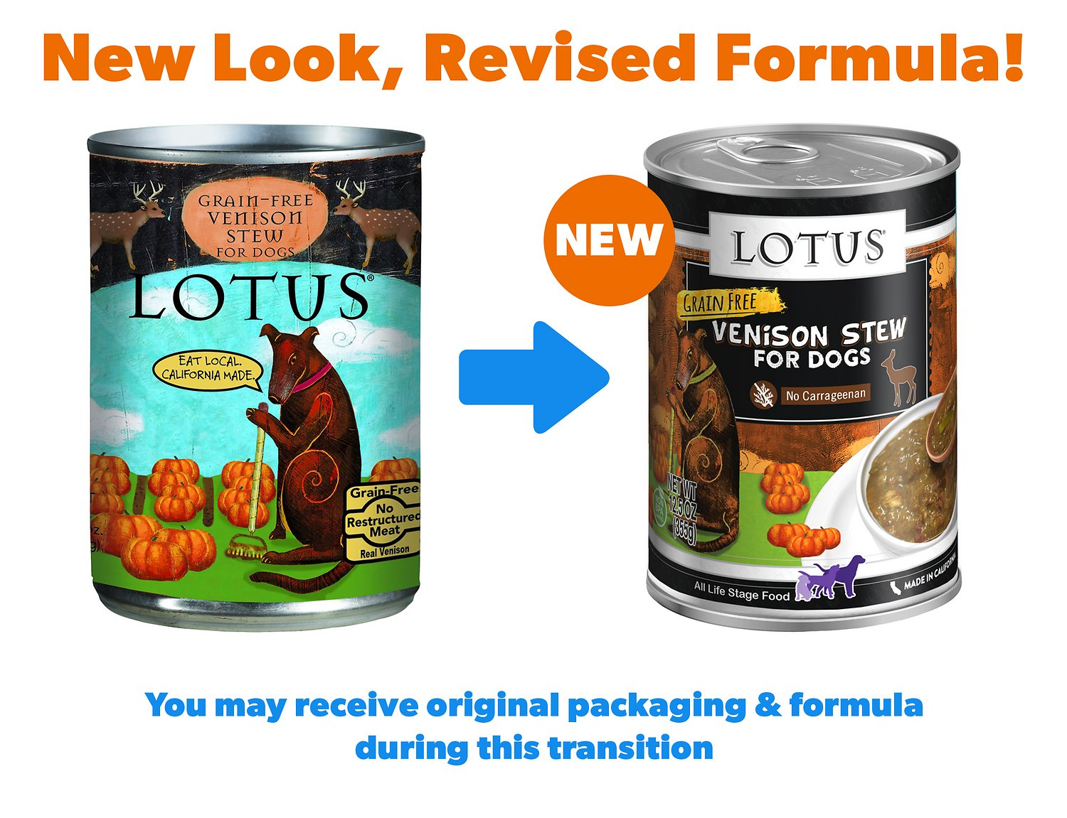 Lotus Canned Dog Food Reviews