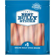 "Best Bully Sticks Jumbo 12"" Bully Sticks Dog Treats, 8 count"