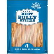 "Best Bully Sticks Junior 5-6"" Bladder Sticks Dog Treats"