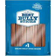 "Best Bully Sticks Thin 6"" Bully Sticks Dog Treats"