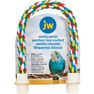 JW Pet Small Comfy Bird Perch, 14-in