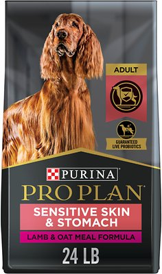2. Purina Pro Plan Focus Adult Sensitive Skin & Stomach
