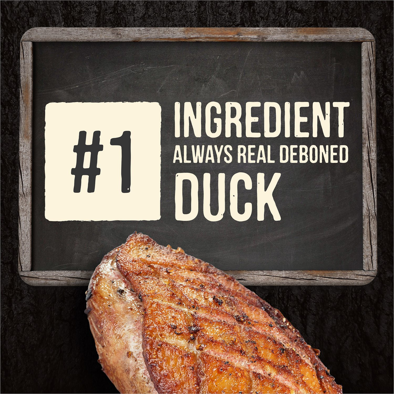 Merrick backcountry grain free morsels in gravy real duck recipe video forumfinder Choice Image